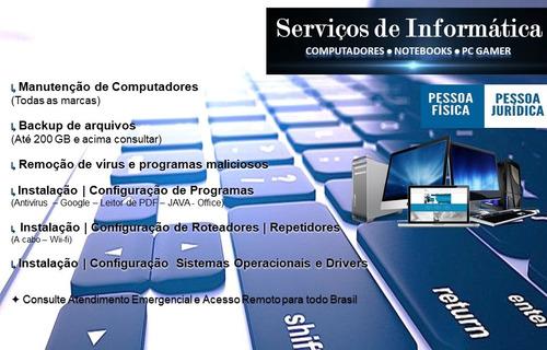 serviços técnicos de informatica empresas pessoa juridica fí