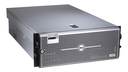 servidor 4u dell 2900 8 nucleos 1.6ghz + 8gb + hd 146gb