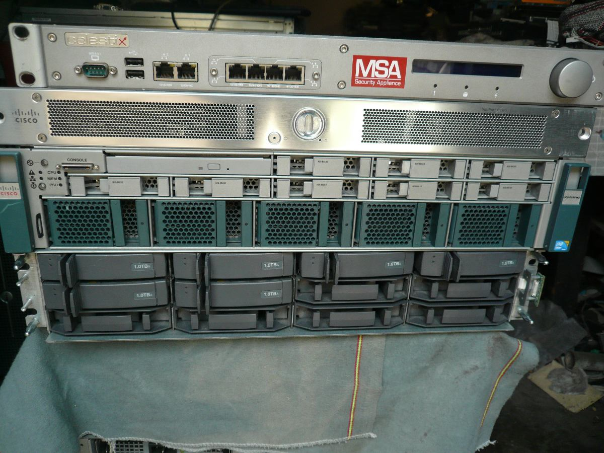 servidor cisco usc c250 m2 2 coresix 64 ram 55 000 00 en