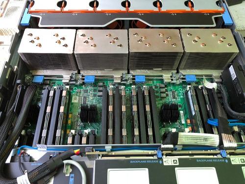 servidor del poweredge r810 80 núcleos, 256ram.