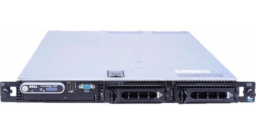 servidor dell 1950 2 xeon quad core 16 gigas 1 tera + trilho