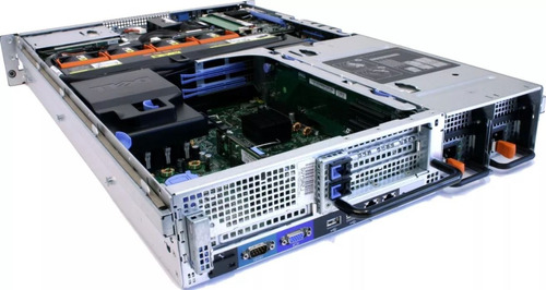 servidor dell 2950 2 xeon quad core 16 giga hd 2 teras