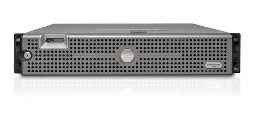 servidor dell 2950 - 2 xeon quad core + 16 giga hd - 2 teras