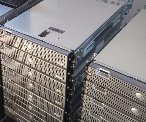 servidor dell 2950  2x quad - 32gb - 1 tb de hd