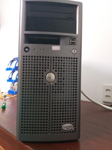 servidor dell power edge 830 ( sem hd )