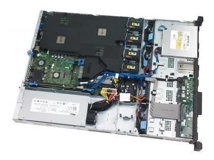 servidor dell power edge r410 xeon 2.13ghz 8gb  2 hd 500gb