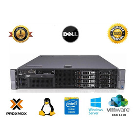 Servidor Dell Poweredege R710 64gb Ram Six Core 2hds 600gb