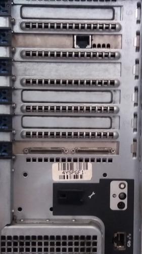 servidor dell poweredge 1900 quad core xeon 1,60ghz