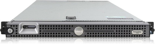 servidor dell poweredge 1950 16gb 2 hds 450 2 xeon com trilho até 12x sem juros frete grátis pronta entrega com nf