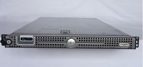 servidor dell poweredge 1950 / 2 cpu xeon / 16 gb / 2 tera