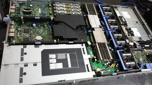 servidor dell poweredge 1950 32gb 2hd sas 400gb 2 xeon quadc