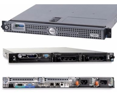 servidor dell poweredge 1950, 8gb ram, 2 tb sata