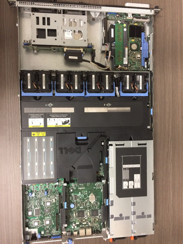 servidor dell poweredge 1950 gii - 8gb ram - 2 processadores