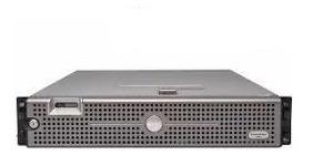servidor dell poweredge 2950 2x quad 16gb 4hd de 146gb