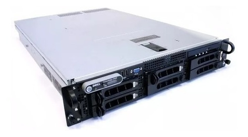 servidor dell poweredge 2950 2x quad 32gb 300gb hd
