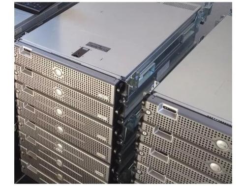 servidor dell poweredge 2950 2x quad 64gb 1 tb de hd
