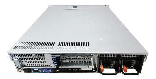 servidor dell poweredge 2950 / 2x xeon / 16 gb / hd 600 gb