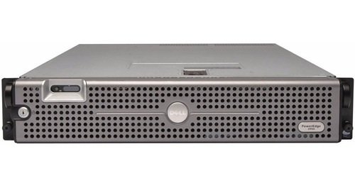 servidor dell poweredge 2950 +32gb +2xquad +hd 1tb +garantia