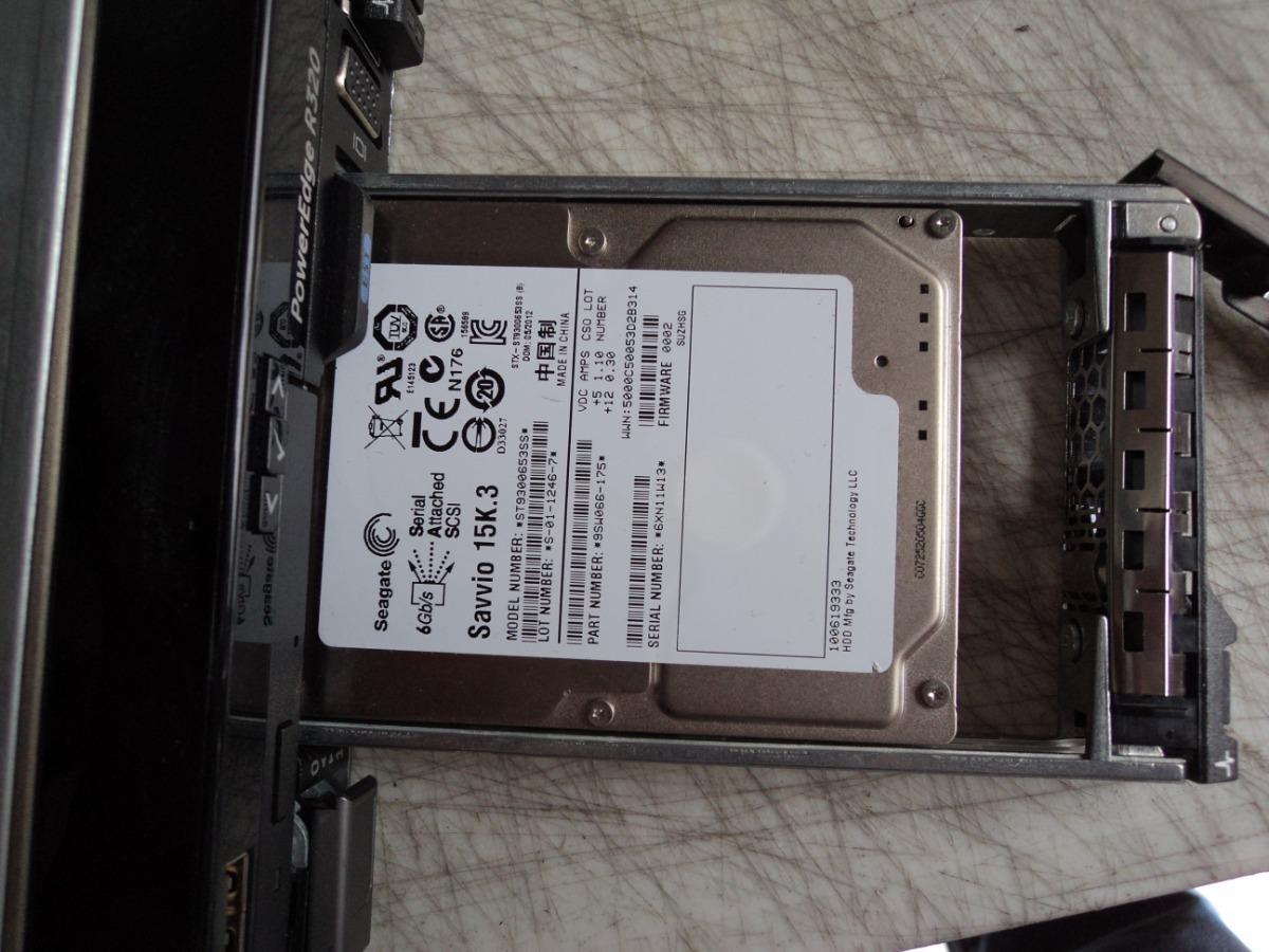 Servidor Dell Poweredge R320 Xeon E5-2403 24gb 4x300gb