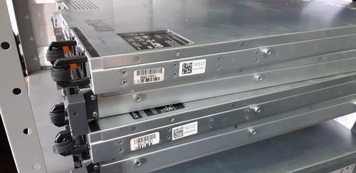 servidor dell poweredge r610 2 xeon sixcore 16gb 2 sas 300 com garantia + nota fiscal e pronta entrega