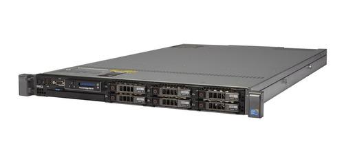 servidor dell poweredge r610 2 xeon sixcore 2 x sas 300 32gb