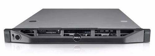 servidor dell poweredge r610 seminovo 600 gb fibra hba