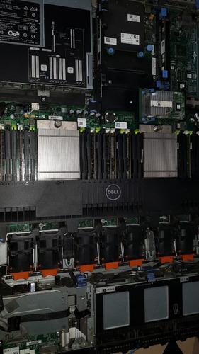 servidor dell poweredge r620 dual xeon e5-2670 + 32 gb 750w