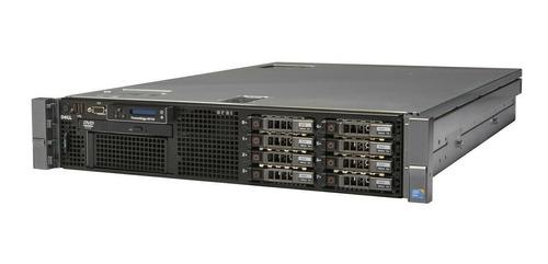 servidor dell poweredge r710 2 xeon 6core 48 gb ram  2 tb