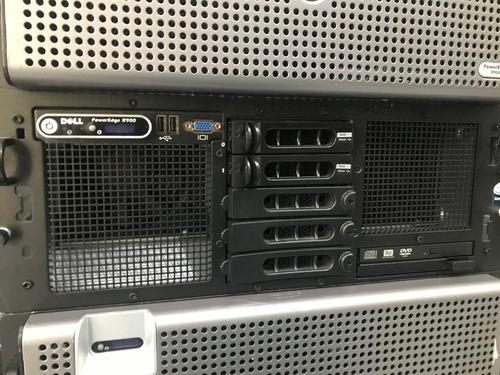 servidor dell poweredge r900 4x quad core 64gb ram 600gb hd