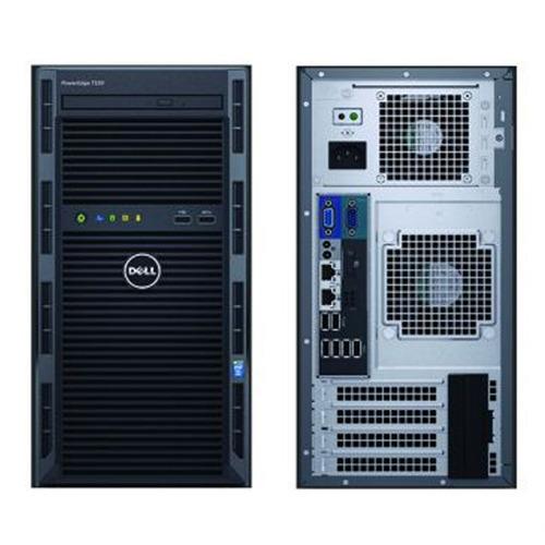 servidor dell poweredge t130 e3-1220v6 8gb 1tb