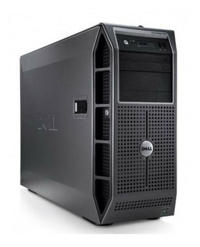 servidor dell poweredge t300 4gb hd 1463 3,5 sas