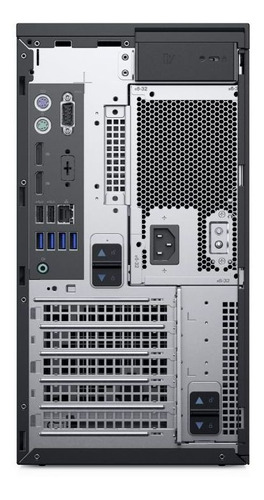 servidor dell poweredge t40 xeon e-2224 3.5 ghz 8gb 1tb  dvd