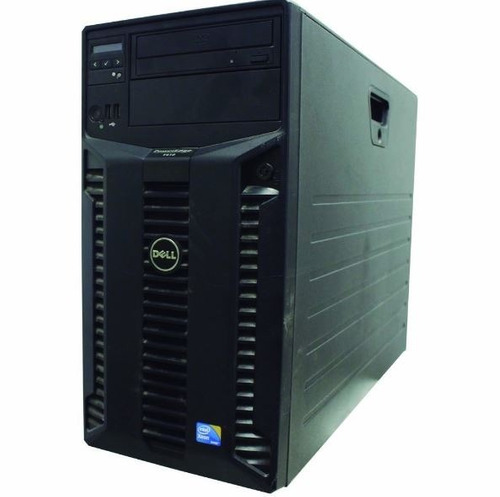 servidor dell poweredge t410 - xeon quad core 8gb 292 gb sas