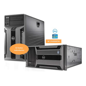 Servidor Dell Poweredge T610  Hd 1.2tb  32gb