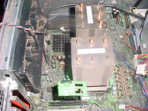 servidor dell precision 670 para repuestos