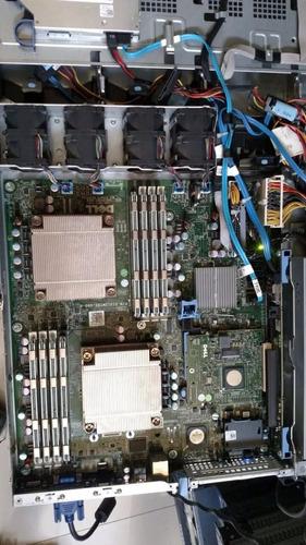 servidor dell r410 2x e5620/16gb ram/ 2x146 gb sas 15k