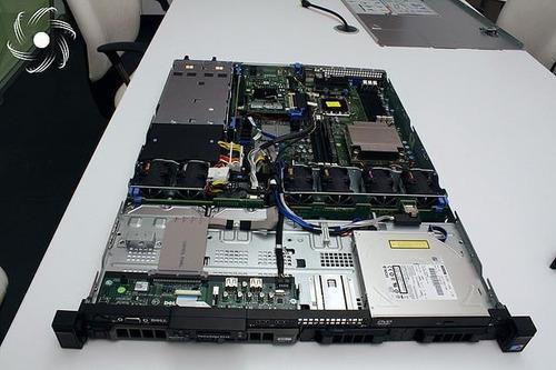 servidor dell r410 2x xeon x5675 hexacore 128gb ram disk 3tb