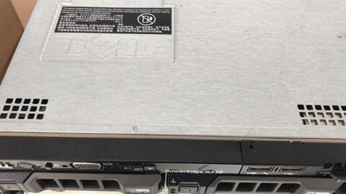 servidor dell r430
