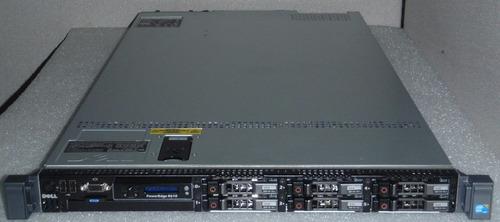 servidor dell r610 1proc quad core e5620 12m 2.4ghz  8gb ram