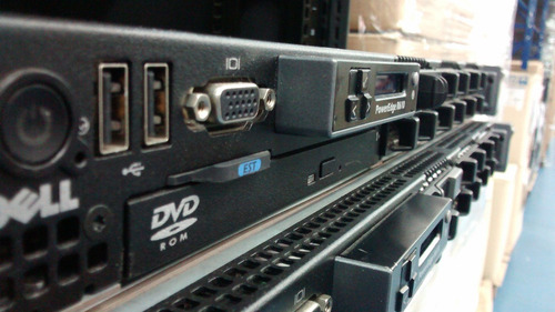 servidor dell r610 - 2 sixcore 2.8ghz - 600gb hd - 32gb ram