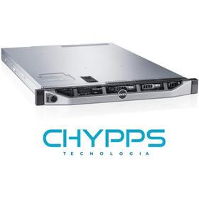 Servidor Dell R620 Dual Xeon E5-2695v2 48 Threads Ram 256gb