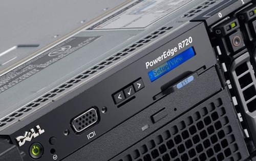 servidor dell r720 montamos com configurações personalizadas