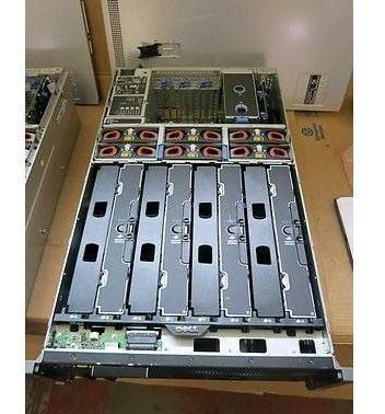 servidor dell r910 4u 4 xeon octacore 128gb ram