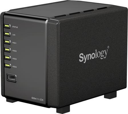 servidor diskstation ds411slim 1.6 network storage server