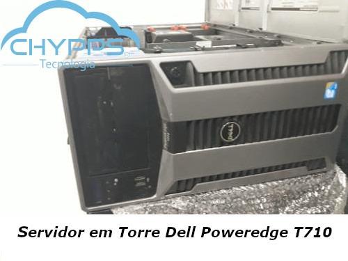 servidor em torre dell poweredge t710