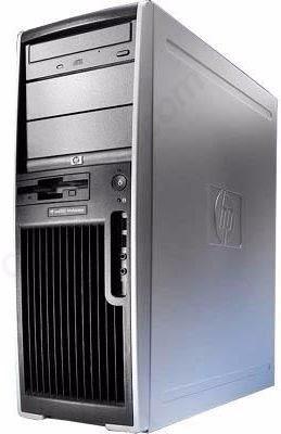 servidor hp dc7800 workstation cor2qua 2.3ghz 6gb ddr2 500gb