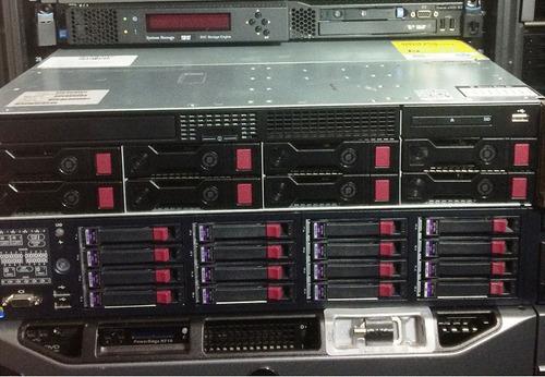 servidor hp dl 380p g8 128 gb  ram doble  procesador xeon e5