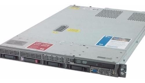 servidor hp dl360 g5 - 32gb ram - 300gb disco - 8 núcleos