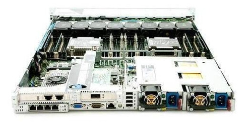 servidor hp dl360 g8 processador xeon e5-2609