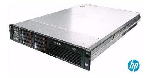 servidor hp dl380 g6 2 xeon quad core 32gb ddr3 480gb ssd